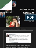 HERBERT RODRIGUEZ LOS PREJUICIOS CULTURALES