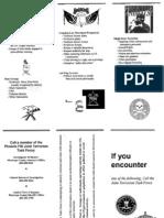 FBI Flyer