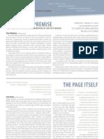 Page Newspaper Essay LA