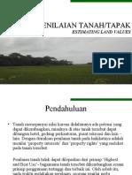 Presentasi Land DEv