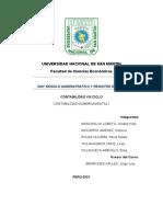 Grupo 3 Siaf y Modulo Adm. y Registro de Ingresos