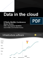 Data in the Cloud Presentation
