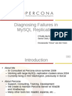 Diagnosing MySQL Replication Failures