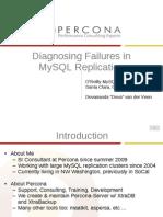 Diagnosing MySQL Replication Failures