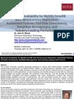 Maximum Availability for MySQL