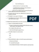 soccer written test, p.1