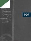 Marele Dicţionar Geografic al României vol IV