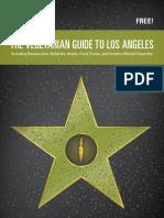 Vegetarian Guide to Los Angeles 2012