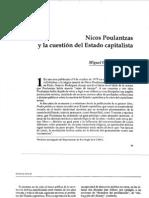 Nicos Poulantzas y el Estado - Autor