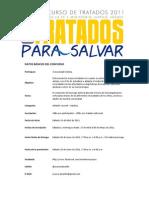 conTRATADOS para SALVAR Bases y Reglamentos