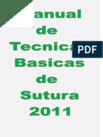 Manual de Tecnicas Basicas de Sutura