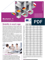 E-Bridge 2 Mobility Bulletin 1