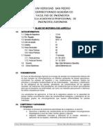 SILABO DE MICROBIOLOGIA AGRICOLA