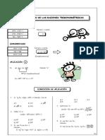 Guia 4 - Propiedades de las Razones Trigonométricas