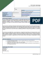 Pteo1031 Mariologia Syllabus 2021-22