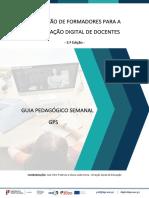 GPS - 3.ª Edição do Curso de Formação de Formadores