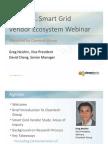 CleantechGroup_SmartGridWebinar-Presentation