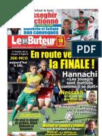 LE BUTEUR PDF du 18/04/2011