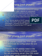 Cisco IP phone and CME Configuration