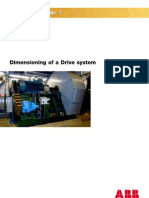 ABB Technical Guide 7 - Dimensioning of a Drive System