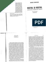 text 4 - Scruton  Roger - Vestul si restul