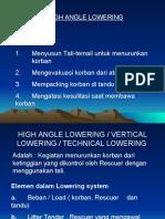 06B High Angle Lowering