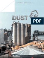 dust explosion protection