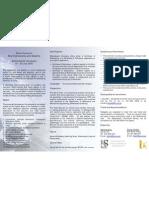 Brochure Hydrostatics