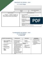 Planejamento - 5ºsérie - Leitura