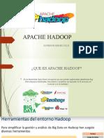 APACHE HADOOP-----BIG DATA 1 DE MARZO 2021