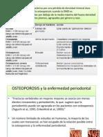 osteoporosis estudios