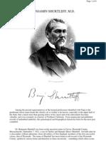 Dr. Benjamin Shurtleff