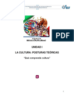La Cultura- Posturas Teoricas (1)