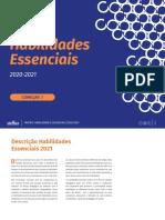 Habilidades Essenciais 2021 (ARTE)