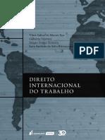 Livro Direito Internacional Do Trabalho