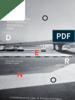 Acevedo Llona Catalogo Arquitectura Movimiento Moderno