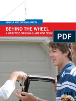 Behind-The-Wheel Practice Guide