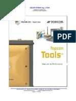 Manual Topcon Tools Español