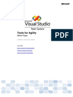 Tools for Agility white paper by Kent Beck