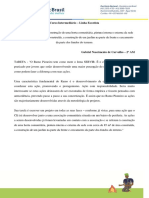 1 Projeto Pioneiro Gabriel Nascimento de Carvalho 1