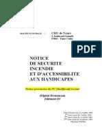 Notice PC Bretonneau Av Proj PC Mod 670