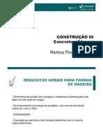 Constr i Concreto 5 Formas