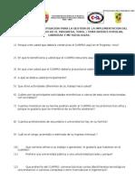 Cuestionario Ruta Critica CURPRO-1