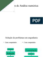 Elementos de análise numérica