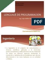 Lenguaje de Programacion Clase 1 Net 2010