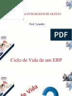 Aula 06 - Ciclo de Vida de Um ERP - DIA 13-09-2021