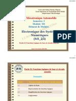 PARTIE II_M1-2 Electronique Des Systèmes Numérique (1)