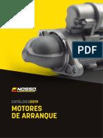 Catalogo NOSSO 2019 Motores de Arranque