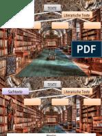 literarische-textsorten