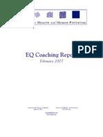 Coaching Effectiveness Study